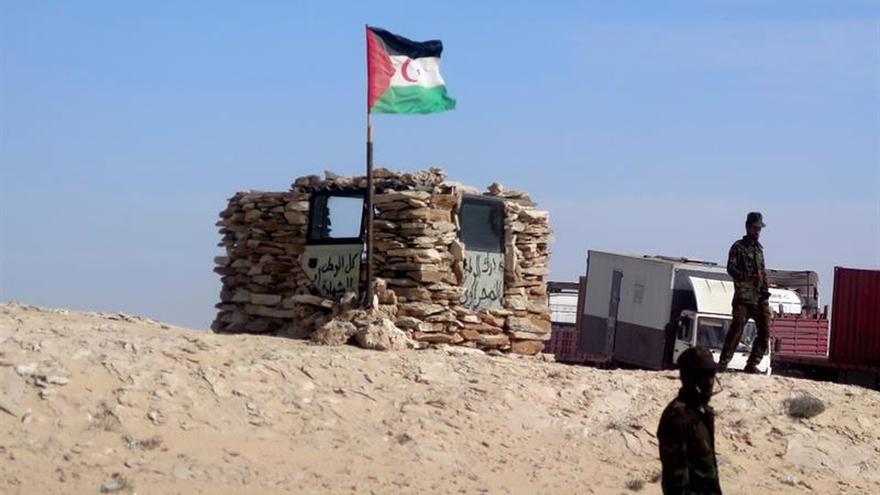 El Polisario niega la retirada de las posiciones en Guerguerat