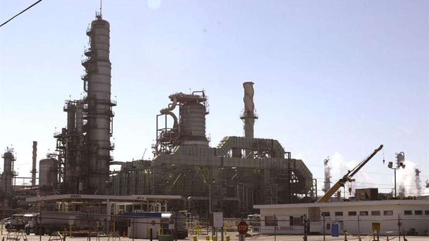 Las reservas de petróleo de EE.UU. bajan en 1,4 millones de barriles