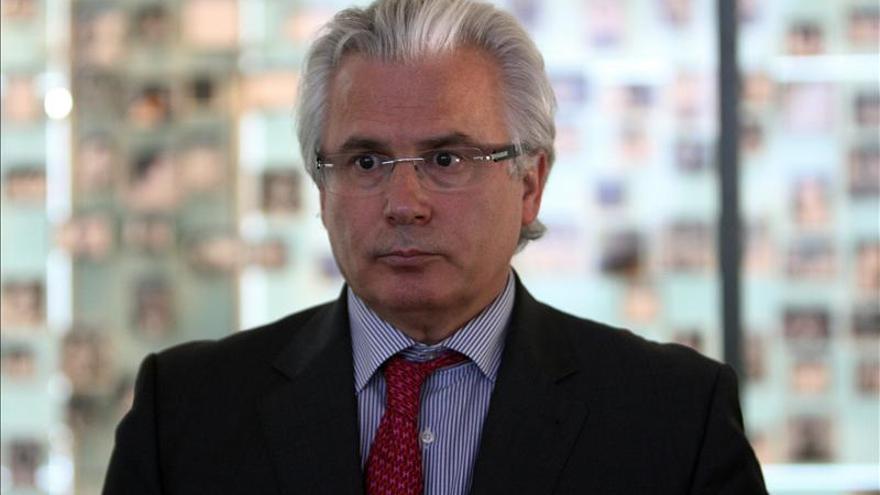 El exjuez Baltasar Garzón