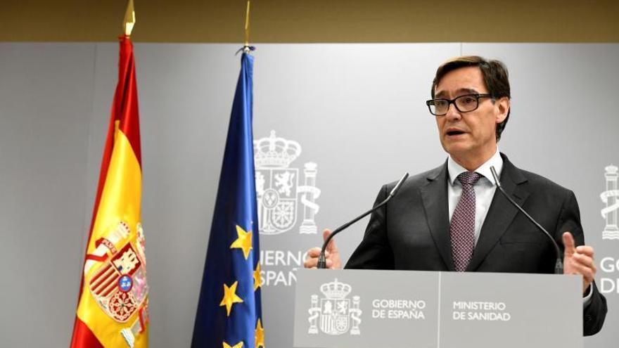 Spanish Health Minister confirm 1,204 coronavirus cases in Spain