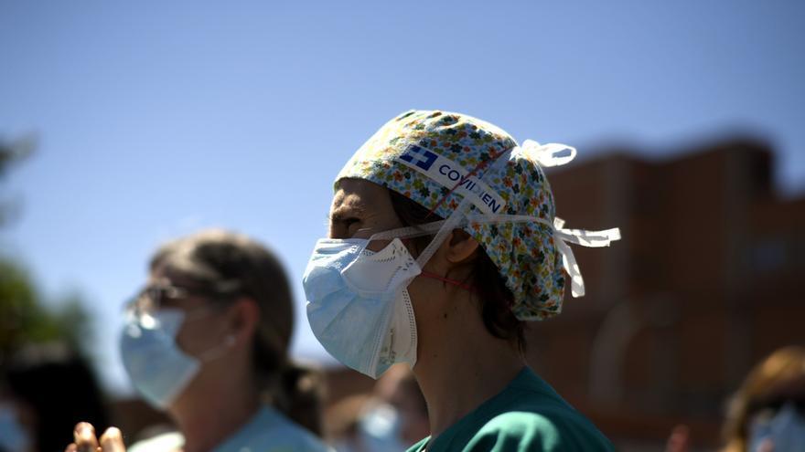 Sanidad informa de cinco muertes y 134 nuevos positivos en 24 horas, un leve descenso