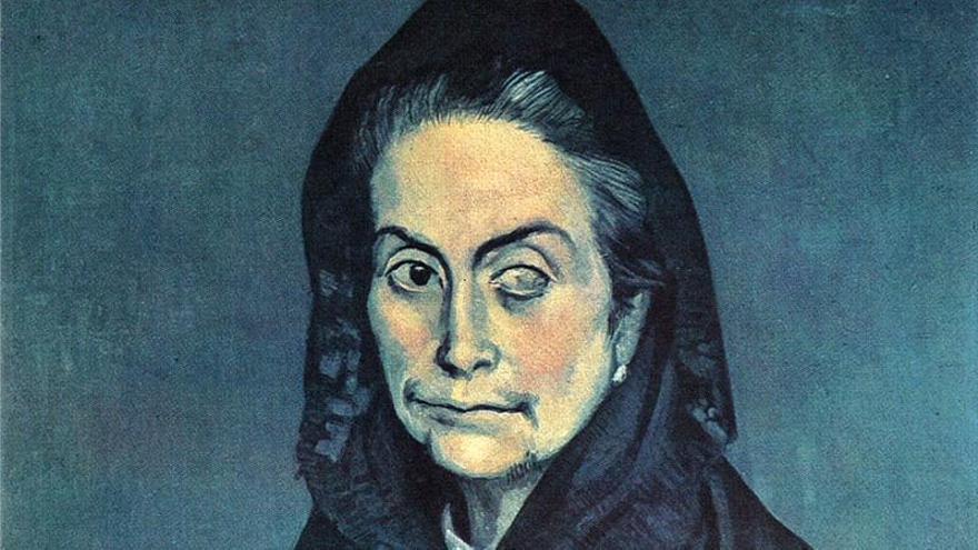 La Celestina, por Pablo Picasso