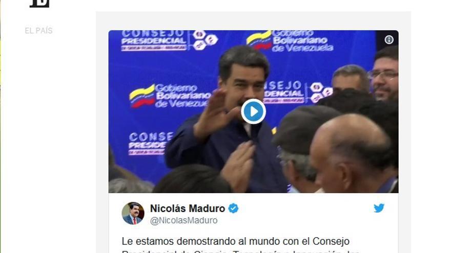 EL PAIS GOLPISTA