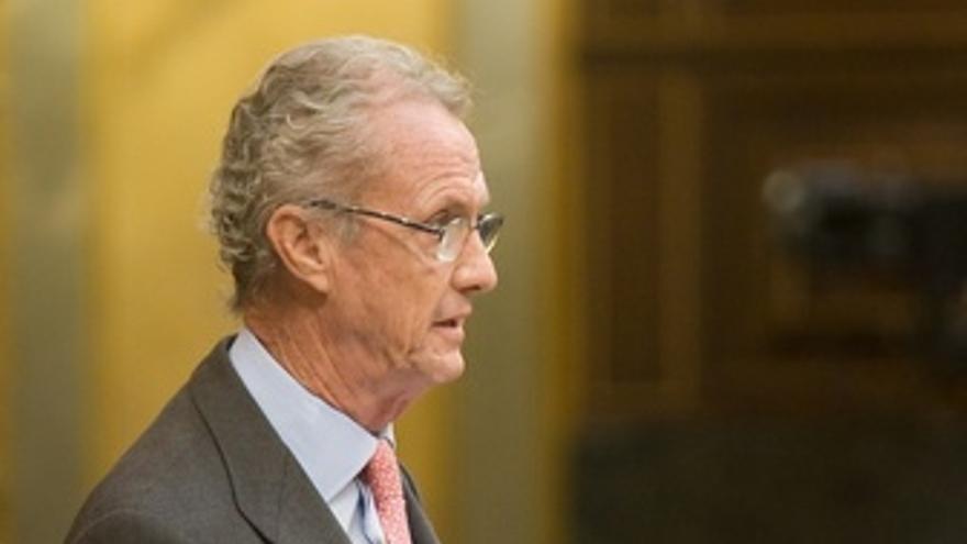 Pedro Morenés. (EUROPA PRESS)