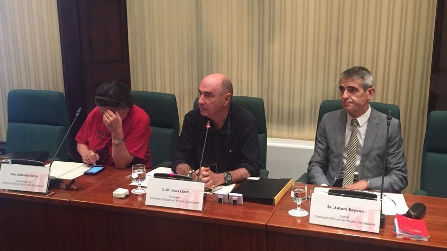 """JxSí y CUP proponen un proceso constituyente con un """"mecanismo unilateral"""" de participación"""