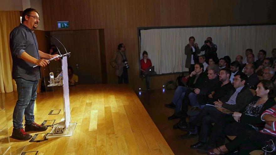 Domènech llama a construir la hegemonía de los 'comunes' frente a la antigua CDC