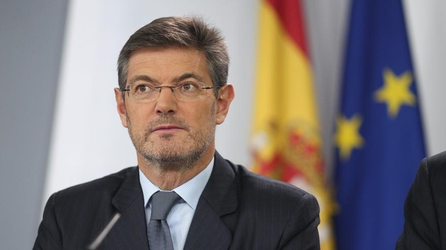 """Catalá descarta aplicar prisión permanente revisable al delito de rebelión porque la pena ya es """"alta"""""""