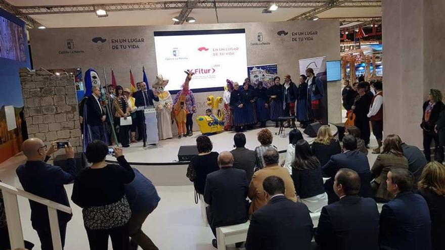 Presentación de la diputación de Albacete en FITUR