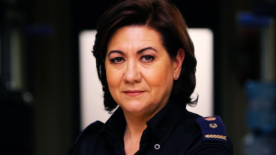 Luisa Martín en 'Servir y proteger'
