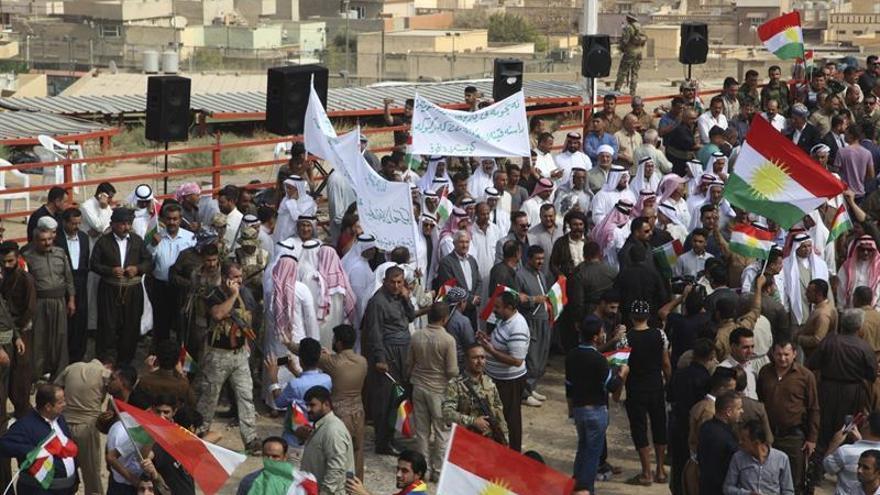 EE.UU. insta a los kurdos a suspender el referéndum y negociar con Bagdad
