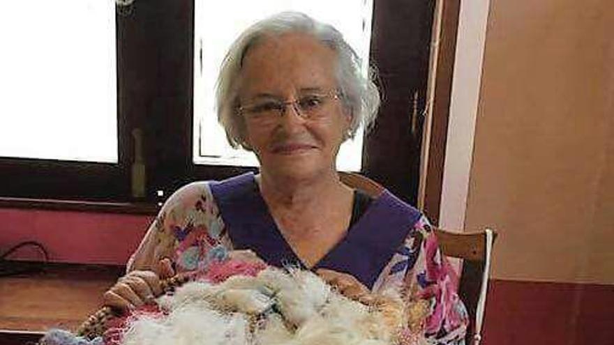 María Victoria Hernández.