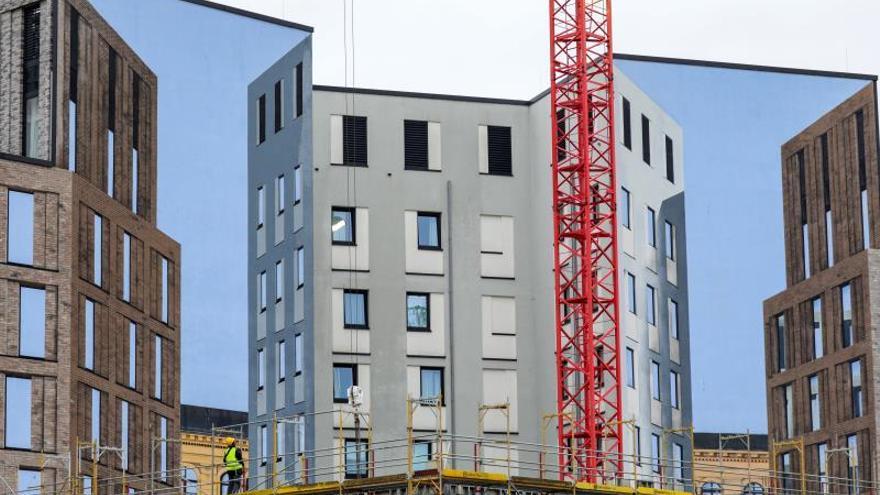 Aumenta la vivienda en venta en Berlín tras la ley que congela los alquileres