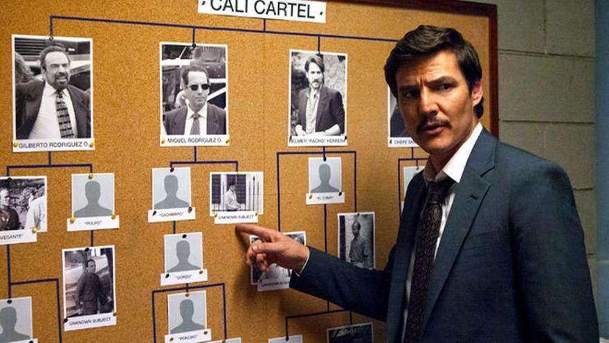 Los capos del cartel de Cali protagonizan la tercera temporada de 'Narcos'