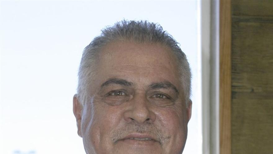 El alcalde de Granadilla de Abona, Jaime González Cejas.