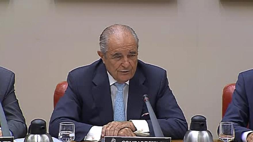 Fernando Torremocha, en el Congreso de los Diputados en septiembre de 2013.