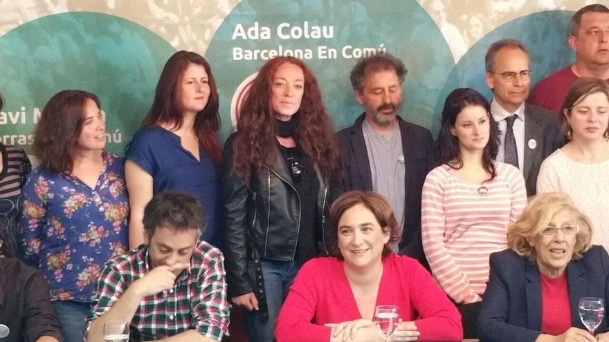 """Participa Sevilla destaca el respaldo de Ada Colau a su formación como """"candidatura de unidad popular"""""""