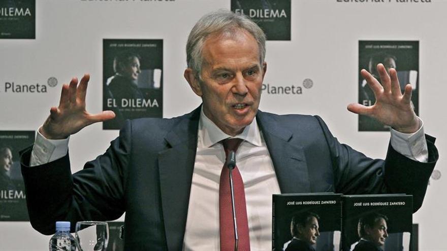 Blair dice que la UE cambiaría la libertad de movimiento para acomodar al R.Unido