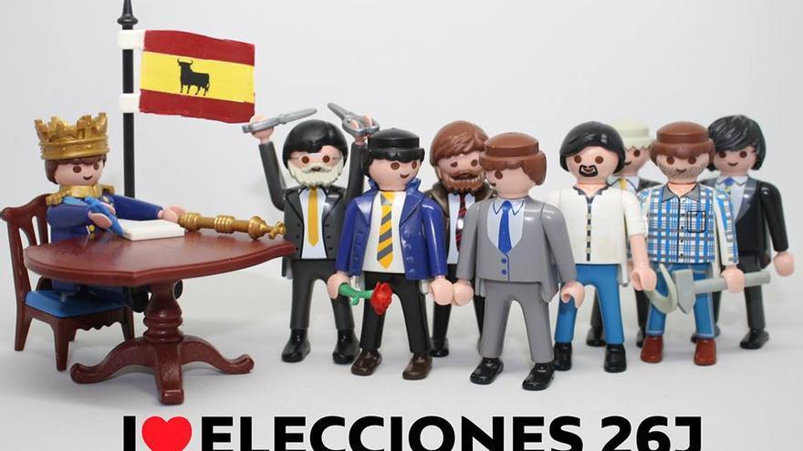 I love elecciones 26J