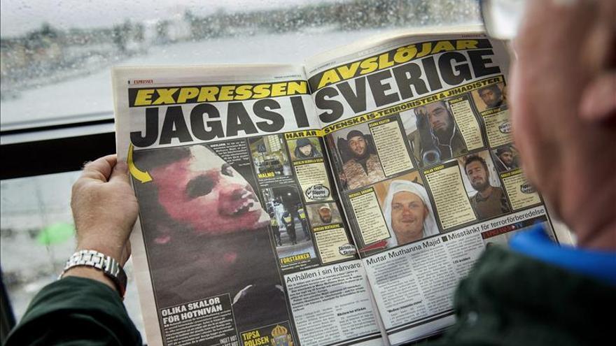 """Suecia califica de """"grave"""" la amenaza terrorista y anuncia reformas legales"""
