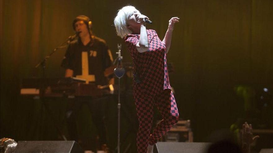 Con Blondie asoman las estrellas en el Azkena Rock de Vitoria