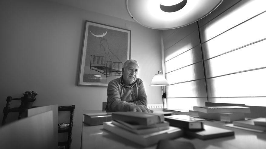 L'escriptor Gustau Muñoz.