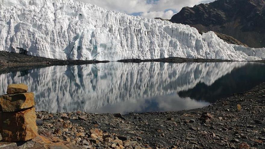 El cambio climático extingue los glaciares de Perú
