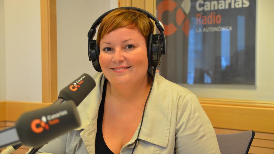 Noemi Galván, periodista.