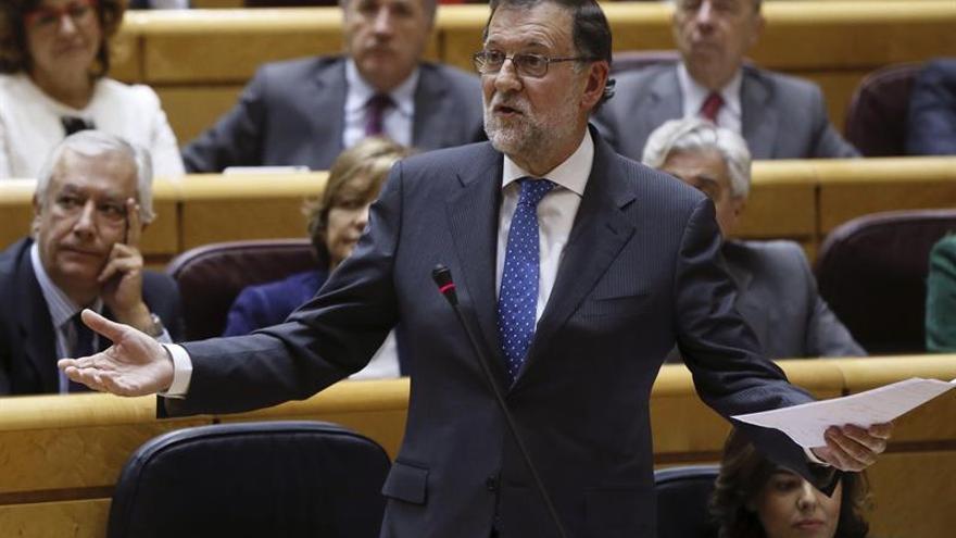 Rajoy aboga por políticas que creen empleo para aumentar el gasto social