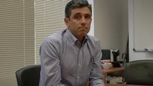 El director general de Berkeley Minera, Francisco Bellón.