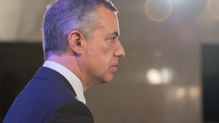 """Urkullu aspira a una """"Federación de Naciones"""" en una Europa """"social"""" y de """"soberanía compartida"""""""