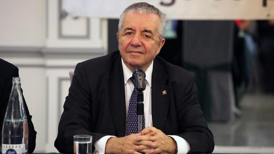 Lorenzo Olarte.
