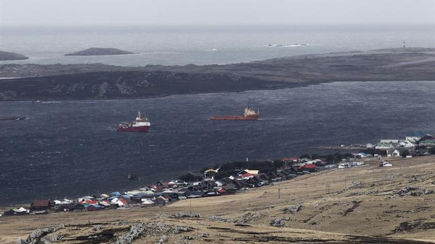 Malvinas busca la clarificación sobre la extensión de la plataforma continental