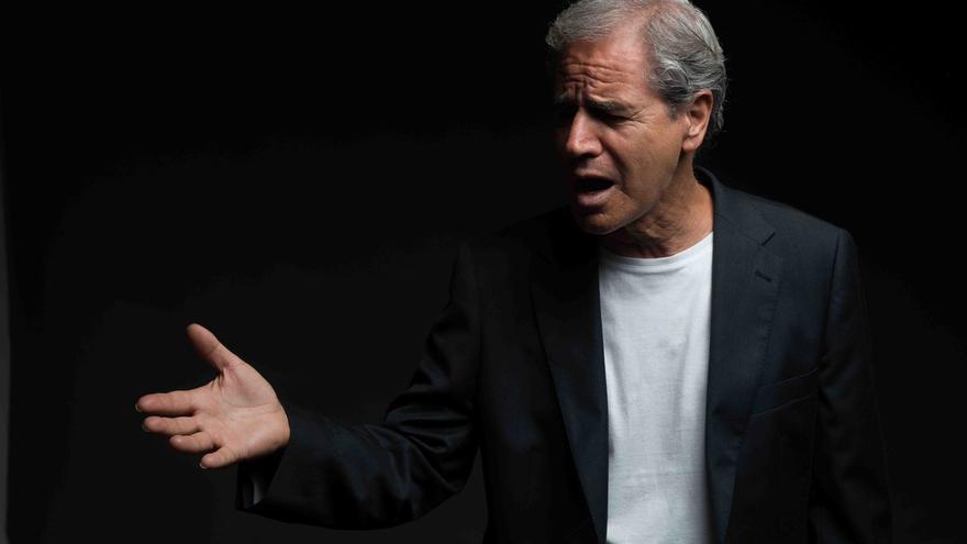 Luis Morera. (Foto cedida la Fundación Teatro Auditorio)