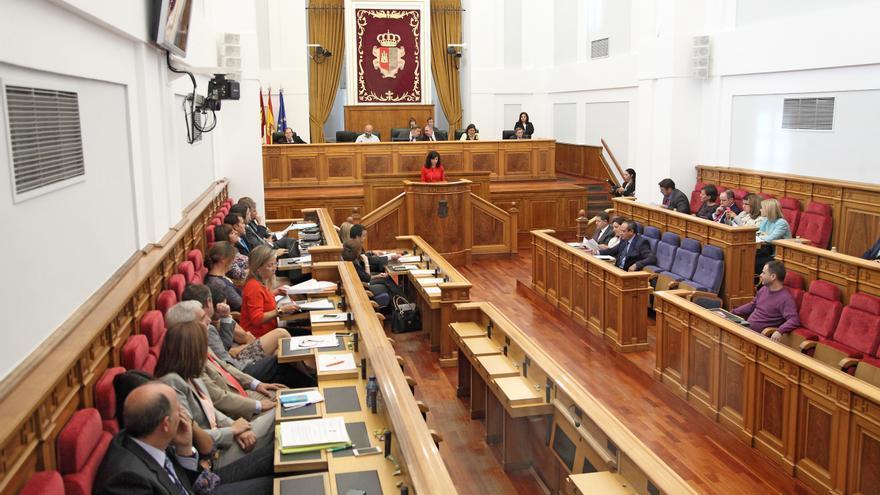 Pleno Cortes regionales 24 septiembre