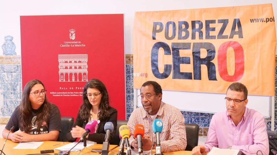Presentación de la campaña 'Rompe con la desigualdad' / Coordinadora de ONGD de Castilla-La Mancha