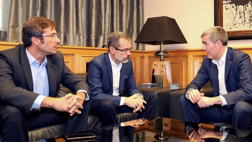 Clavijo pide una reuni n con exteriores ante las for Educacion exterior marruecos