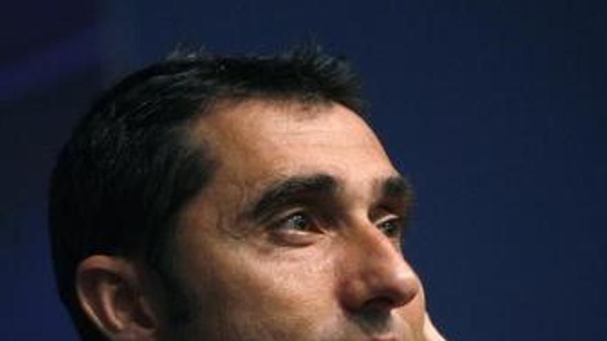 """Valverde asegura que, """"pese a todo"""", los objetivos del Villarreal """"siguen intactos"""""""