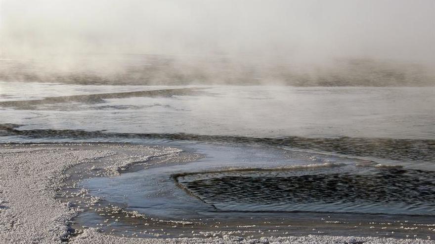La OMM alerta sobre los efectos del cambio climático en el Ártico y pide protección