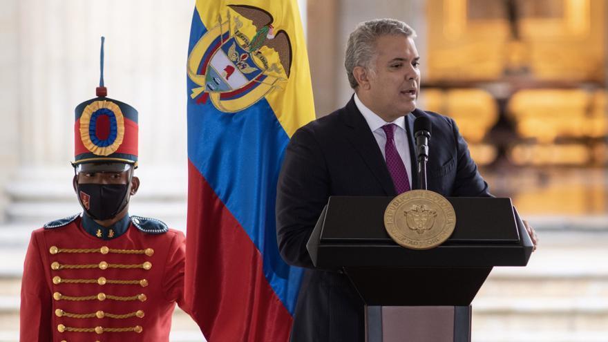 El Gobierno colombiano presenta otra reforma fiscal basada en la austeridad pública