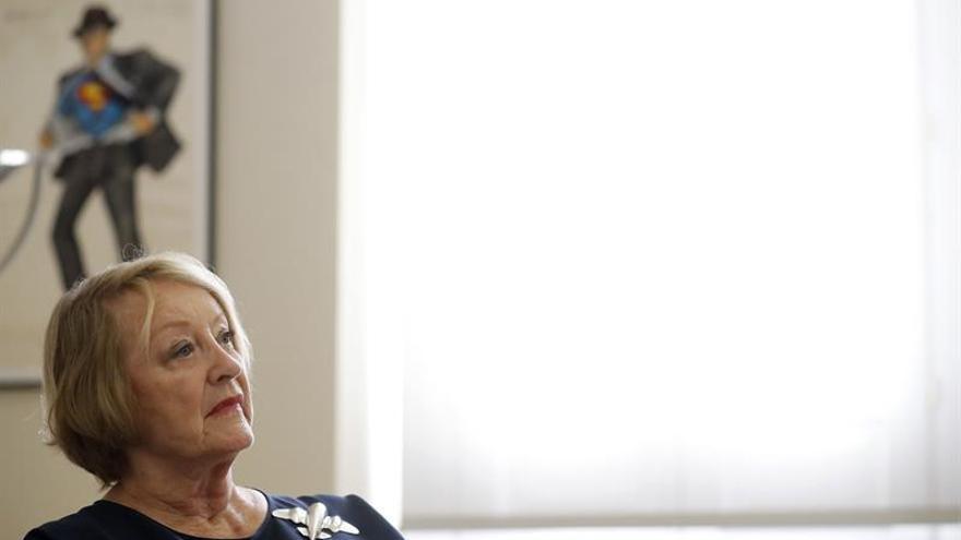 Yvonne Blake anuncia que Globomedia producirá la próxima gala de los Goya