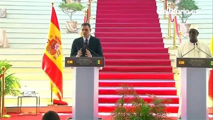 VIDEO |  Sánchez demands Ayuso seriousness and that he begins to cooperate against the pandemic