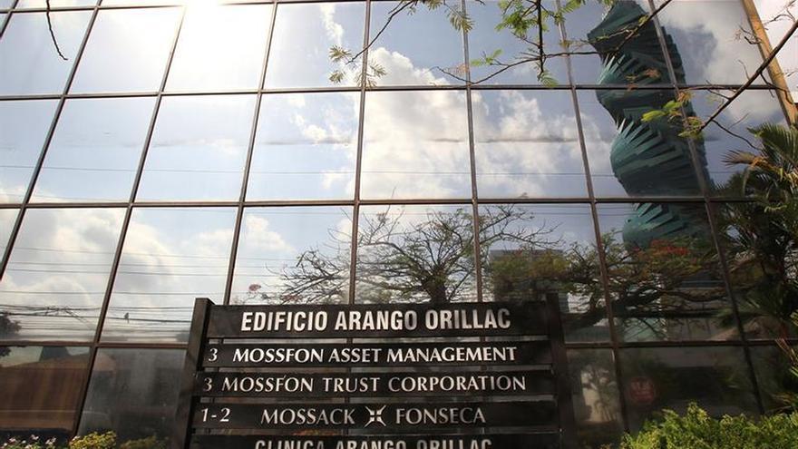 Oficinas de Mossack Fonseca en Panamá.