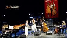 El quinteto que homenajeó a Michel Legrand