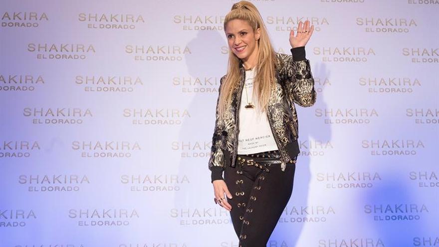Shakira anuncia un segundo concierto en Barcelona el 26 de noviembre