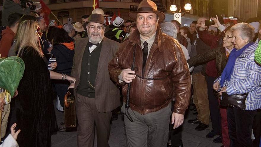 """Andoni"" Jones rescata para Euskadi el autogobierno perdido"