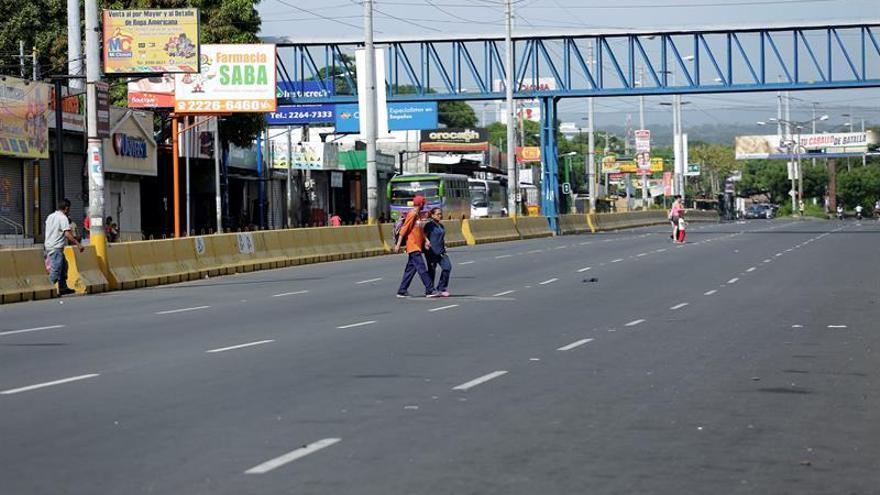 Nicaragua paralizada por la protesta contra el presidente Daniel Ortega