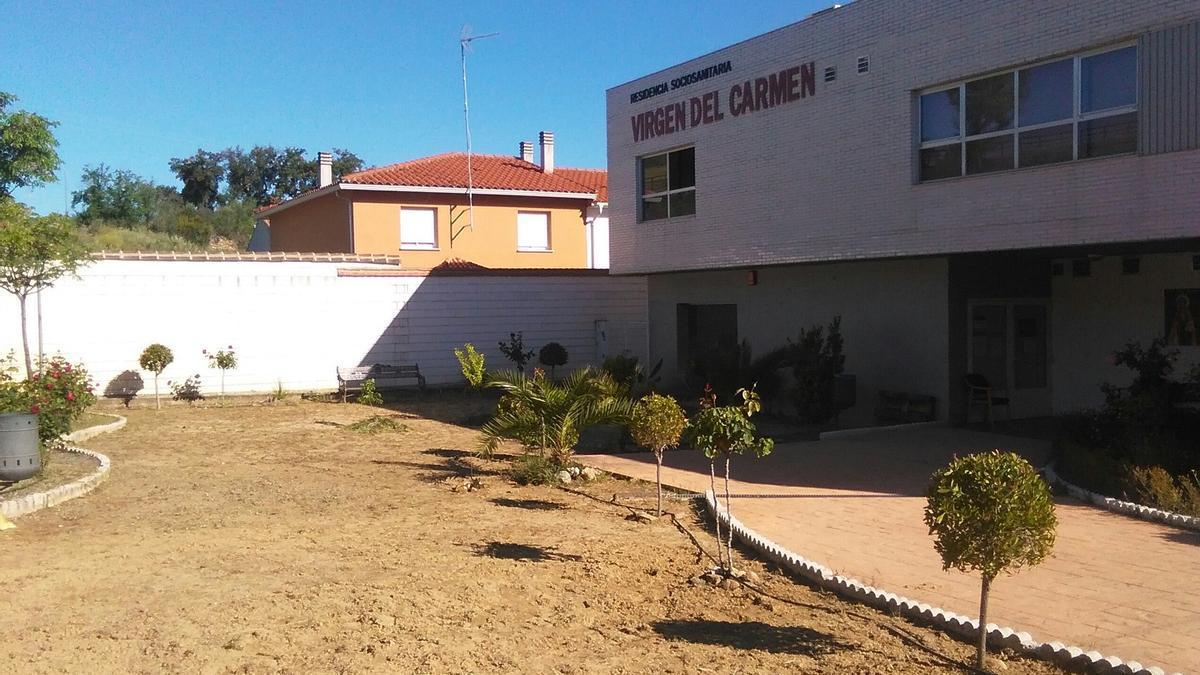Residencia Virgen del Carmen de Alburquerque (Badajoz)