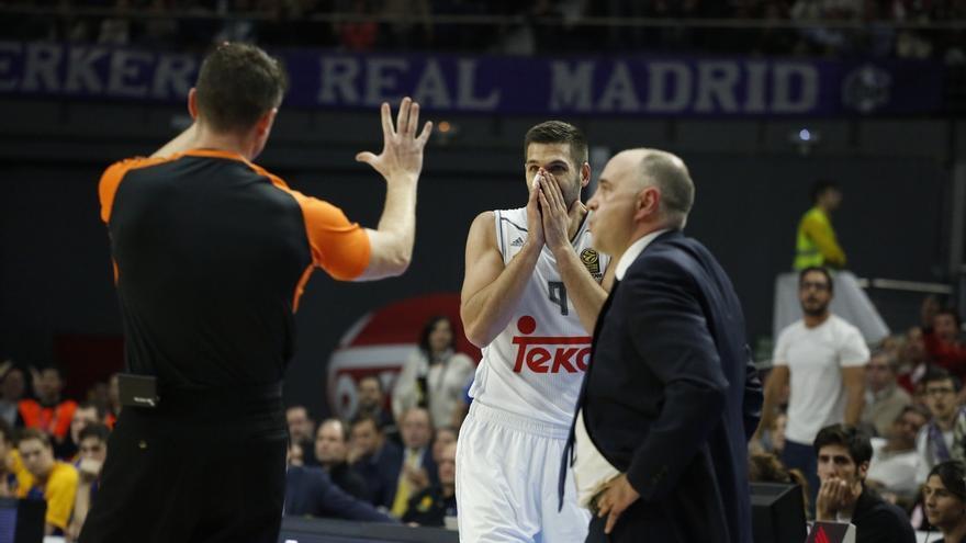 Bilbobus ofrece este domingo el servicio de lanzadera para el partido entre Bilbao Basket y Real Madrid