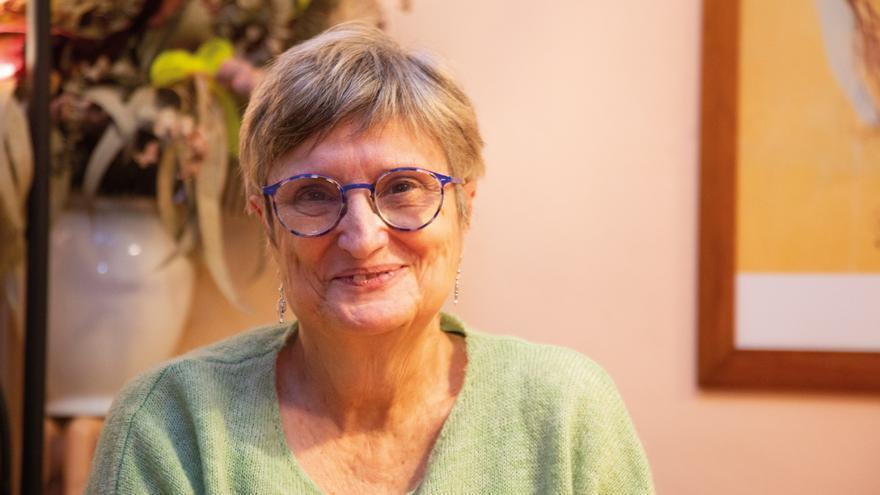 Fina Rubio, presidenta de la Fundación Surt