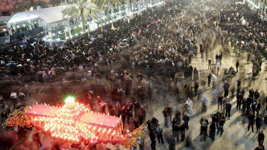 16 Muertos y 60 heridos en un nuevo ataque contra fieles chiíes en Irak